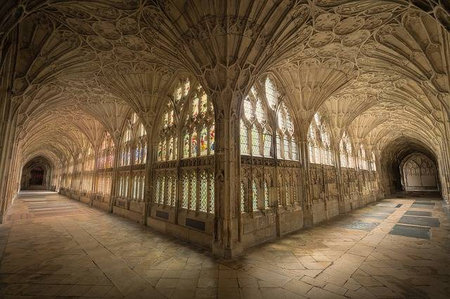 Gloucester Cathedral - Free photo on Pixabay (301355)