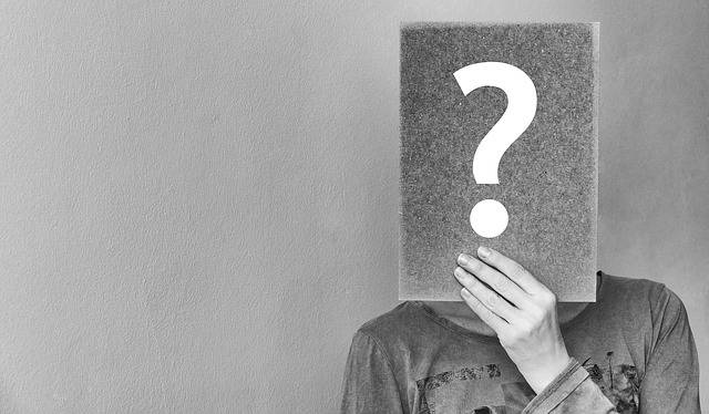 Question Mark Survey - Free photo on Pixabay (301666)