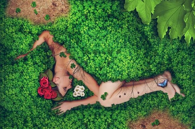 Woman Nature Environment - Free image on Pixabay (302257)