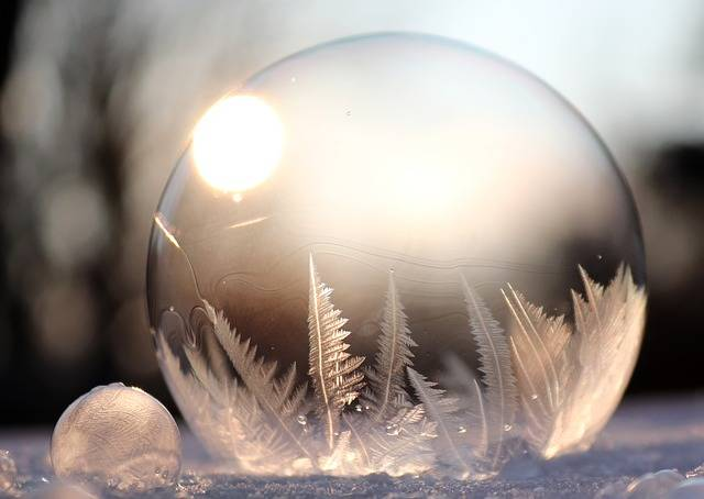 Soap Bubble Frost - Free photo on Pixabay (302272)