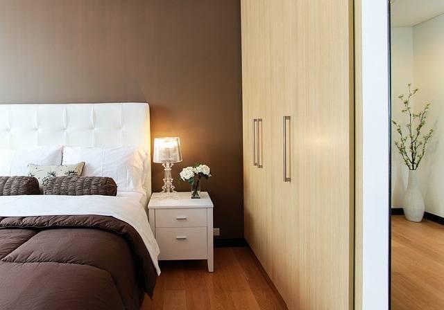 Bed Bedroom Closet - Free photo on Pixabay (302301)