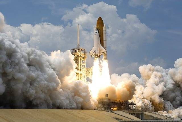 Rocket Launch Take Off - Free photo on Pixabay (303617)