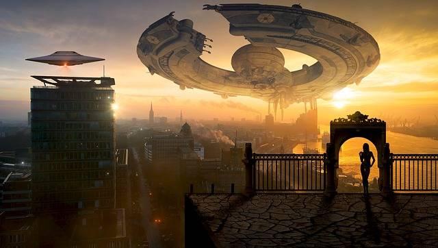 Fantasy Science Fiction Forward - Free photo on Pixabay (303729)