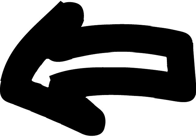 Left Arrow - Free vector graphic on Pixabay (304282)