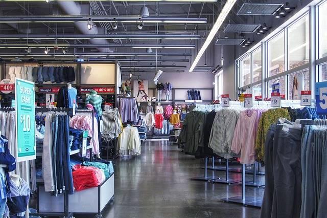 Store Clothes Clothing - Free photo on Pixabay (305838)