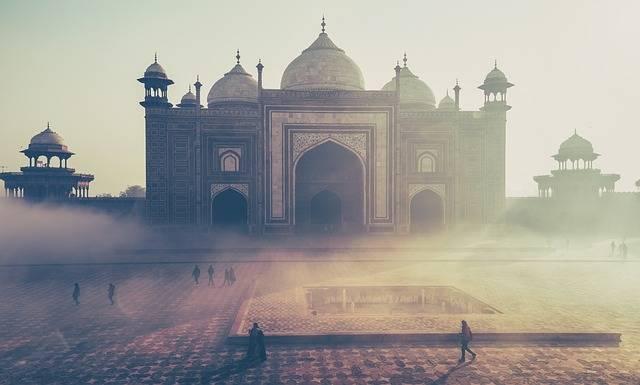 Taj Mahal India Building - Free photo on Pixabay (306089)