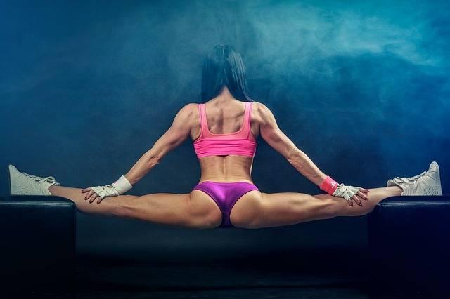 Balancing Act Splits Fitness - Free photo on Pixabay (306904)