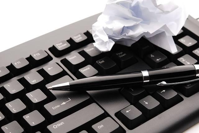 Keyboard Pen Plan - Free photo on Pixabay (308129)