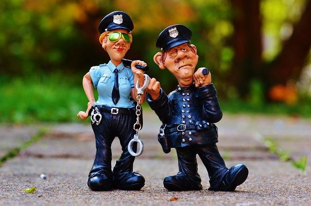 Cop Policewoman Colleagues - Free photo on Pixabay (308281)