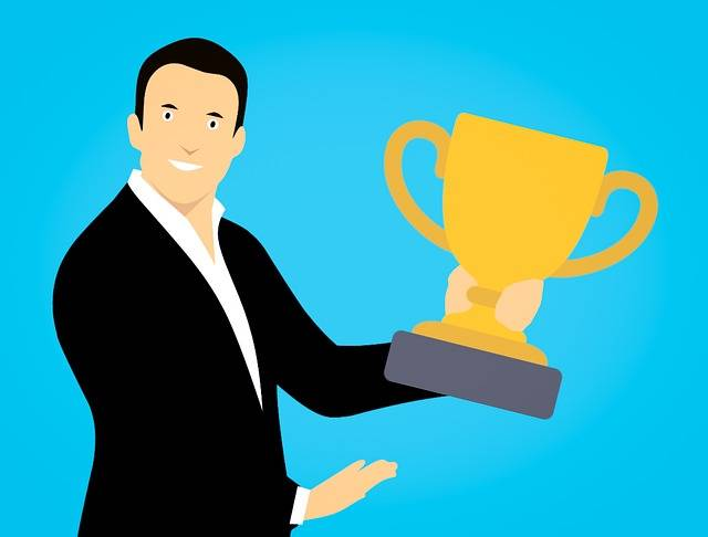 Winner Businessman First - Free image on Pixabay (308290)