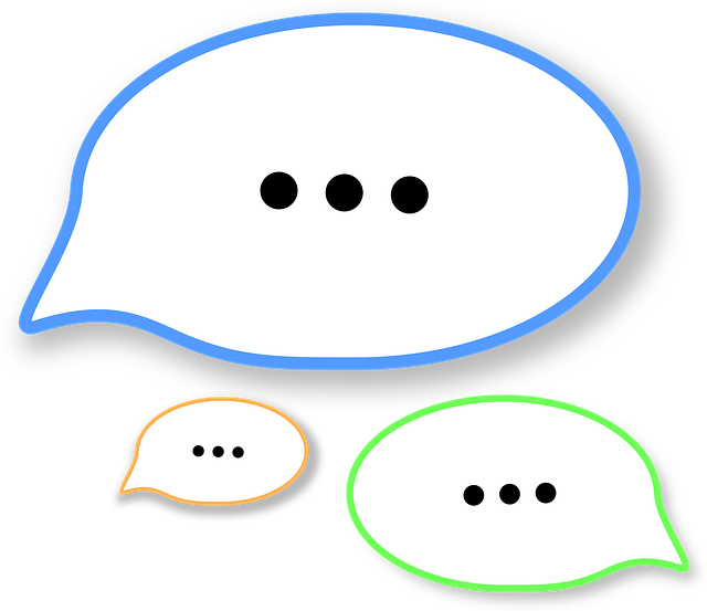 Talk Dialogue Discussion - Free vector graphic on Pixabay (308930)