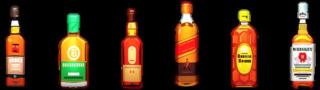 Alcohol Bottles Whiskey - Free image on Pixabay (309375)