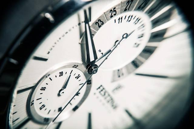 Clock Time Watch - Free photo on Pixabay (309383)