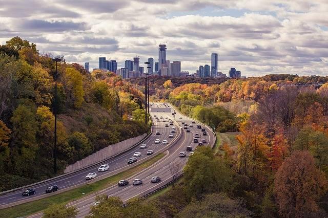 Highway Freeway City - Free photo on Pixabay (310165)