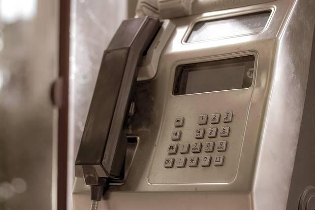 Pay Phone Telephone - Free photo on Pixabay (310330)