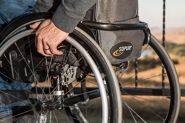 Wheelchair Disability Injured - Free photo on Pixabay (311360)
