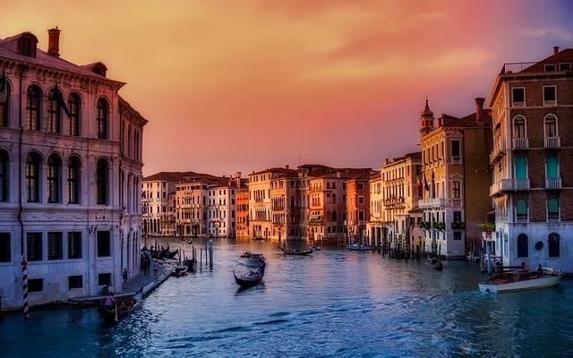 Venice Italy Boats - Free photo on Pixabay (312633)