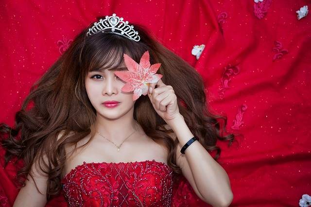 Beautiful Girl Bride Dress - Free photo on Pixabay (312741)