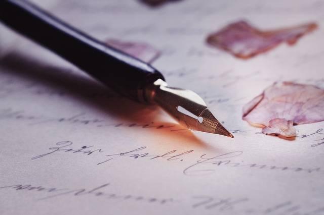 Pen Font Macro - Free photo on Pixabay (312894)