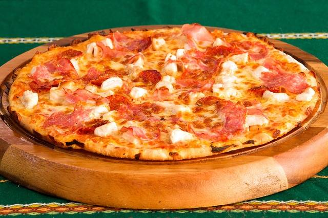 Food Pizza Italian - Free photo on Pixabay (312974)