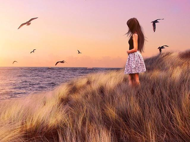 Girls Ms Sea - Free photo on Pixabay (313222)