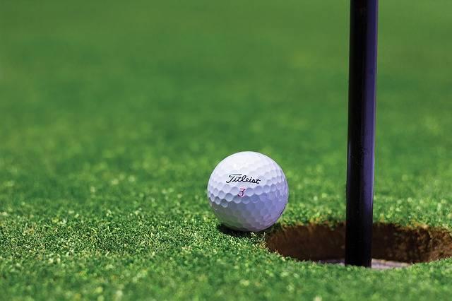 Golf Ball Hole - Free photo on Pixabay (313535)