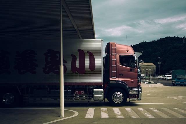 Truck Lorry Transportation - Free photo on Pixabay (313539)