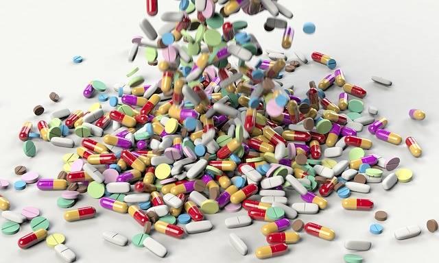 Pills Medicine Medical - Free image on Pixabay (313540)