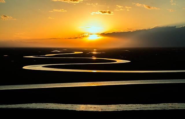Prairie River Stream - Free photo on Pixabay (313708)