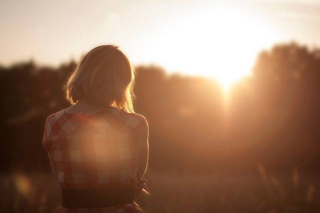 Woman Person Sunset - Free photo on Pixabay (314167)