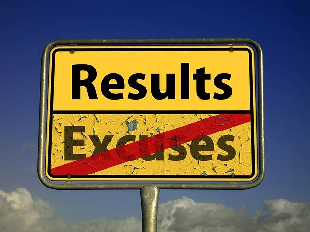 Result Excuse Me Failure Inability - Free image on Pixabay (314261)