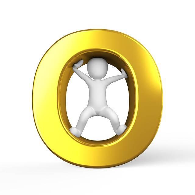 O Letter Alphabet - Free image on Pixabay (314597)