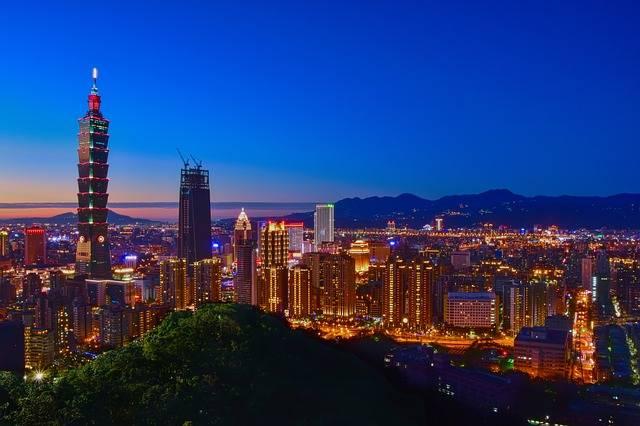 Taipei Taiwan 101 Urban - Free photo on Pixabay (315012)