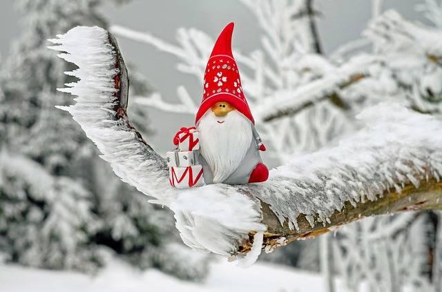 Santa Claus Christmas Motif Figure - Free photo on Pixabay (316444)