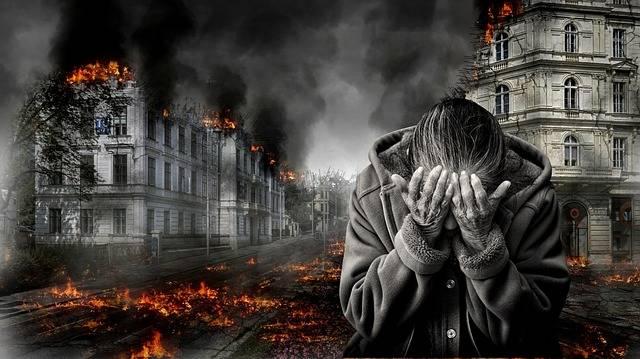 War Destruction Despair - Free photo on Pixabay (317929)