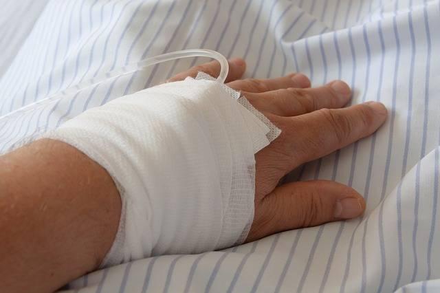 Hospital Infusion Hand - Free photo on Pixabay (317936)