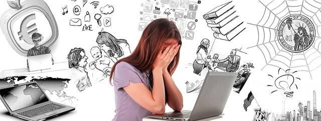 Woman Burnout Multitasking - Free image on Pixabay (317946)