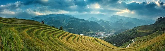 Asia China Farm - Free photo on Pixabay (318292)