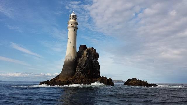 Lighthouse Sea Water - Free photo on Pixabay (318789)