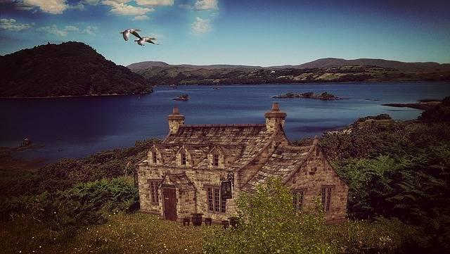 Lake Landscape Ireland - Free image on Pixabay (318794)
