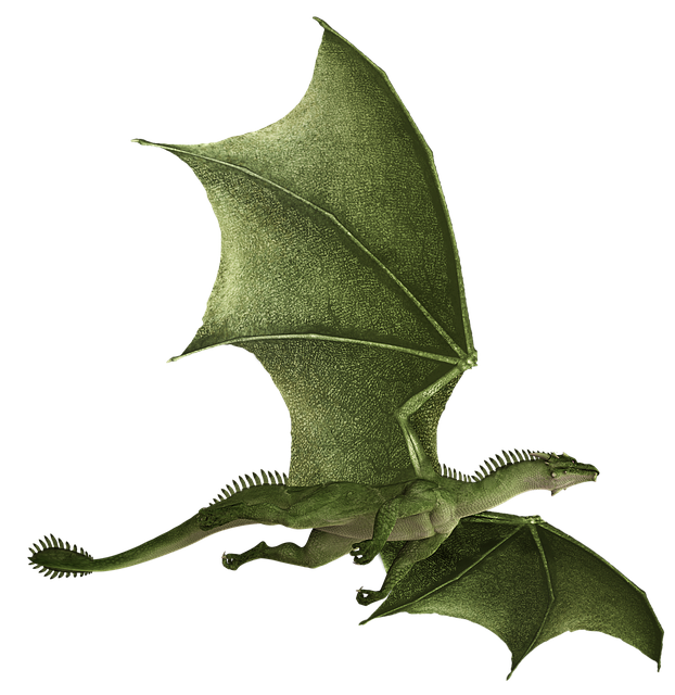 Dragon Monster Creature - Free image on Pixabay (318915)