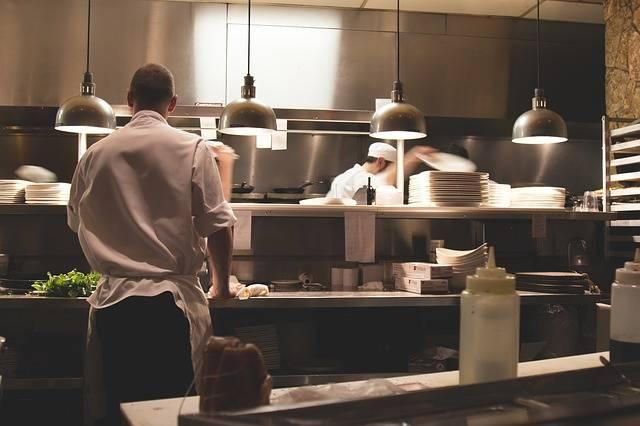 Kitchen Work Restaurant - Free photo on Pixabay (320332)