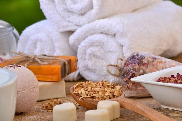 Herbs Soap Recreation - Free photo on Pixabay (320654)