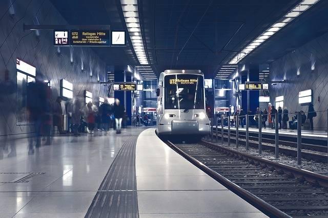 Metro Underground Station - Free photo on Pixabay (320658)