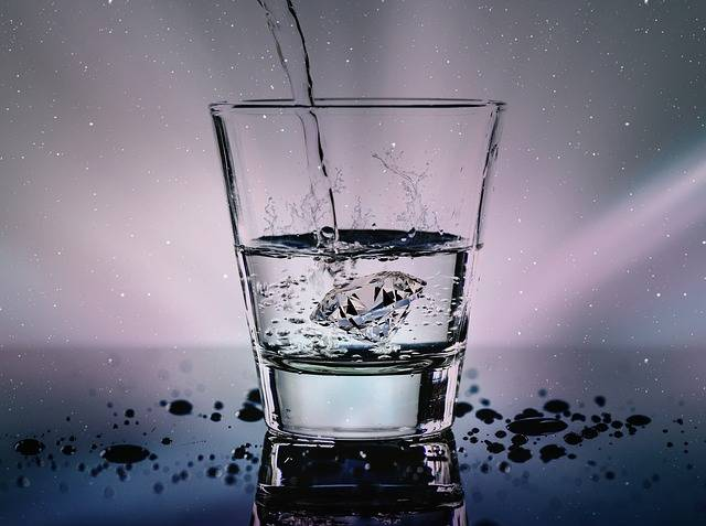 Water Glass Liquid - Free photo on Pixabay (320910)