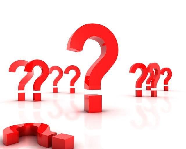 Question Marks Punctuation Symbol - Free image on Pixabay (321478)