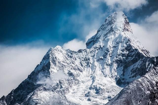 Ama Dablam Himalaya Mountain - Free photo on Pixabay (322010)