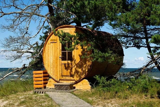 Latvia Cape Kolka Sauna - Free photo on Pixabay (322149)
