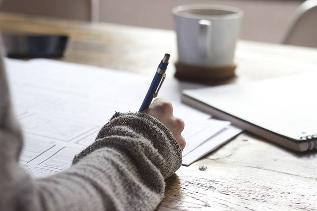 Writing Write Person - Free photo on Pixabay (322388)