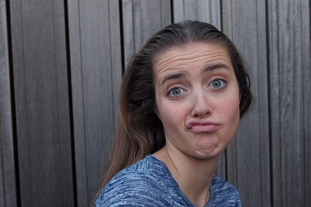 Grimace Girl Teen - Free photo on Pixabay (322570)